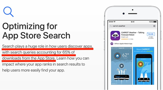 Optimizing for App Store Search - Apple ASO