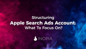 Tiering Keywords in Apple Search Ads Account